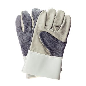 Website product shot using cutout gloves.